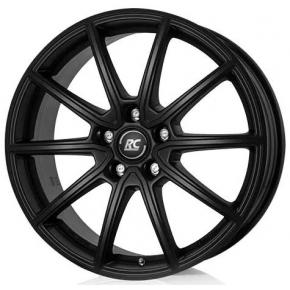"alu kola RC-DESIGN rc32 satin-black lackiert 7,5x17"" 5x112 ET30 66,7"